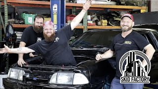 Building a Barra Powered Mustang for Dragweek 2019 [EP3]