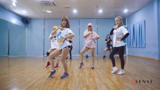 Lip B | LOVE YOU WANT YOU | Dance Practice 4K
