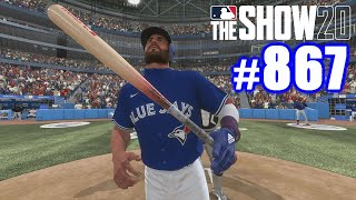 LET'S LOOK AT MY CAREER STATS! | MLB The Show 20 | Road to the Show #867