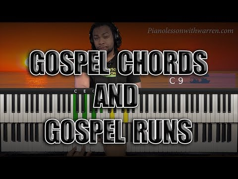 #43: Gospel Chords and Gospel Runs