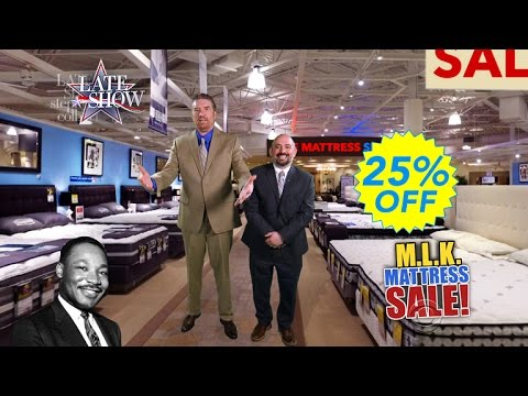 MLK Day: The Best Time To Buy A Mattress