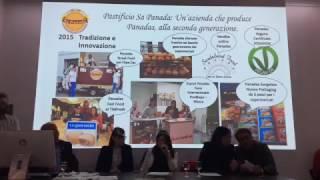 Pastificio Sa Panada. Un'azienda che produce Panadas, alla seconda generazione