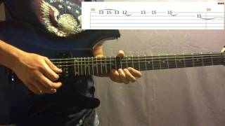 Don't Fear The Reaper Solo Lesson With Tabs