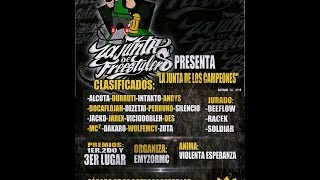 preview picture of video 'Samo Vs Des / Batalla Exhibición / La Junta De Los Freestylers / Quilpué'