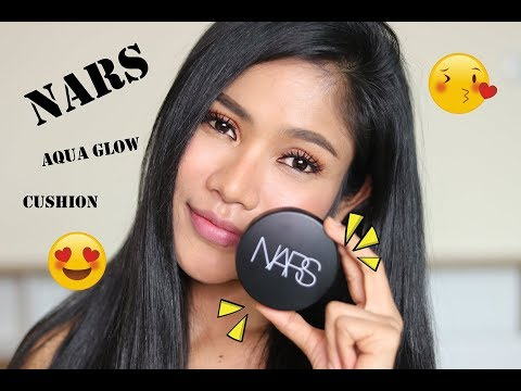 Nars Aqua Glow Cushion Foundation รีวิว