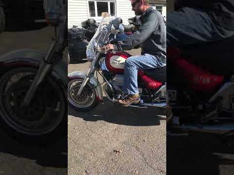 1998 Moto Guzzi EV100 in New Britain, Pennsylvania - Video 2