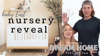 our nursery reveal | the east family