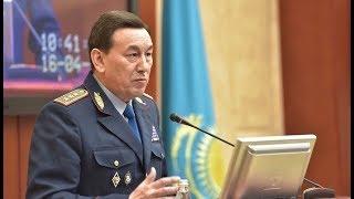 Министр синтетикалық есірткі таратушыларды ұстаудың неліктен қиын екенін түсіндірді (14.11.18)