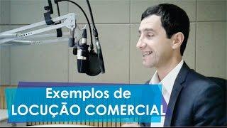Exemplos De Locução Comercial Locutor De Rádio