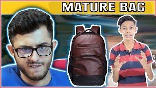 Mature Bag Carryminati