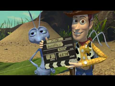 Pixar - Outtakes/Bloopers Collection