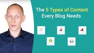 5 Types of Blog Posts You Need to Be Writing