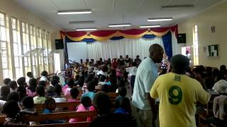 preview picture of video 'Mbabane Rotary/Salvation Army Msunduza Christmas Party 1'