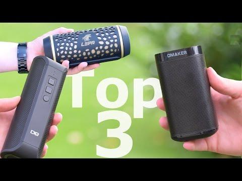 3 SEHR GUTE mobile Bluetooth Lautsprecher für Unterwegs #2