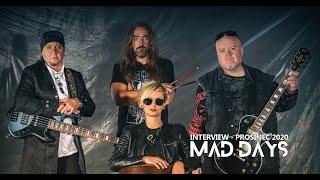Video Interview Mad Days prosinec 2020