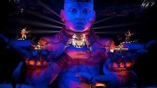 DJ BoBo - FANTASY - Making The Show (DVD Trailer)