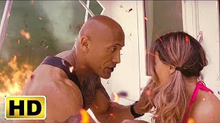 Baywatch boat fire scenes in hindi (3/8) Best Scene HD Spider movieclips 2017