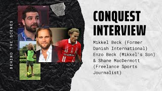 Mikkel Venge Beck (& Enzo Beck) Interview With Shane MacDermott