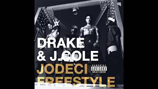 Drake - Jodeci (Freestyle) ft. J Cole (Chopped and Screwed)