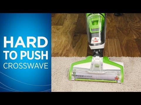 Crosswave 174 Pet Pro Wet Dry Vacuum Cleaner 2306a Bissell
