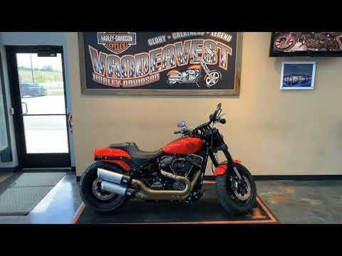 2020 Harley-Davidson Softail Fat Bob 114 at Vandervest Harley-Davidson, Green Bay, WI 54303