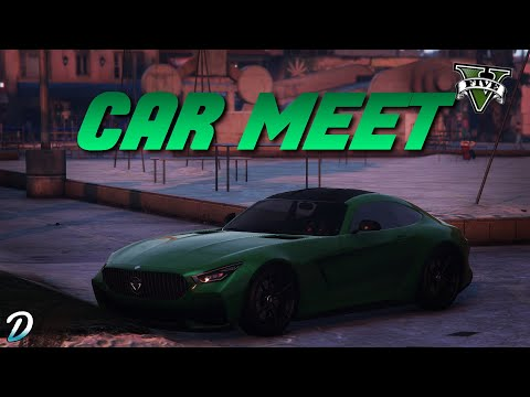 Any Car Meet Gta 5 Online LIVE - [ Road To 3.4K Subs ]- Check The Description For Join