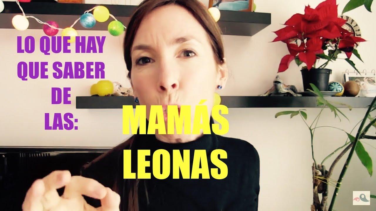 MAMÁS LEONAS