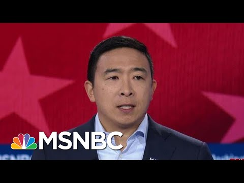 Andrew Yang: I Will Focus On The 'True Threats Of Tomorrow' | MSNBC