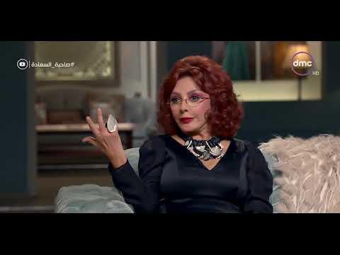نبيلة عبيد: نفسي أشوف مسرح مصر