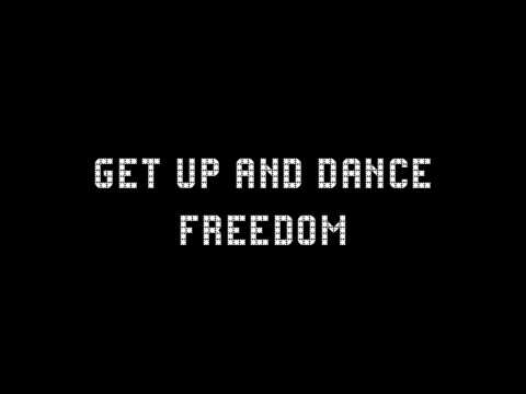 freedom get up and dance sample