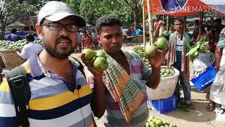 preview picture of video 'আমের হাট ♦ বানেশ্বর ♦রাজশাহী।। MANGO BAZAR // RAJSHAHI ||'