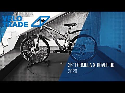 "Велосипед 26"" Formula X-ROVER 2020: video"