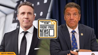 Chris Cuomo Refuses To Report On Brother Gov. Cuomo Harassment Scandal