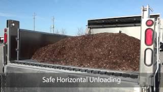 KEITH® WALKING FLOOR® Contractor Unloading System