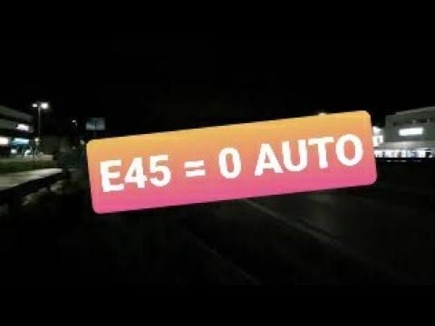 Super Strada E45 - ZERO AUTO ai tempi del COVID-19