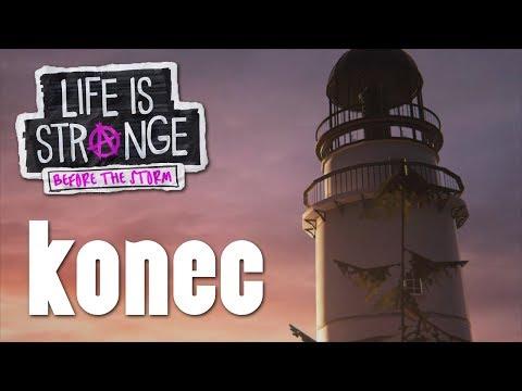 Life Is Strange: Before The Storm - KONEC | #19 | České titulky | 1080p