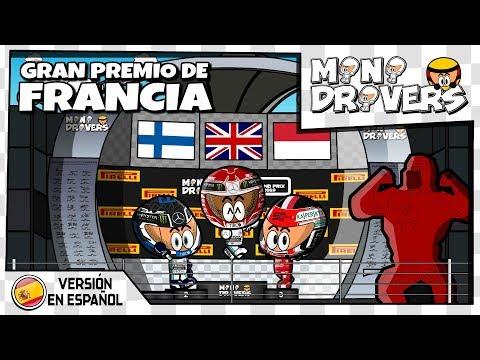 [ES] MiniDrivers - 11x08 - 2019 GP de Francia