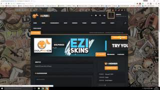 How to create a clan and challenge other teams on DolphinCS