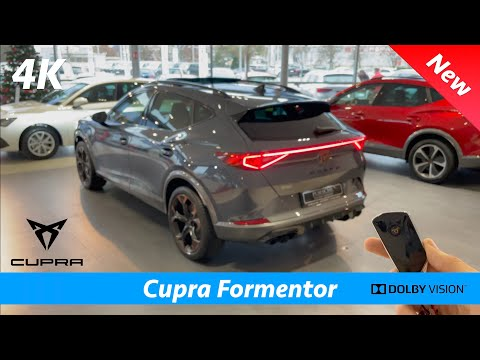Cupra Formentor VZ 2021 - First FULL In-depth review in 4K | Better than VW T-Roc R?