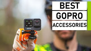 Top 10 Must Have GoPro Hero 9 Accessories