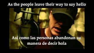 3 DOORS DOWN - HERE WITHOUT YOU / SUBTITULADA (INGLES/ESPAÑOL)