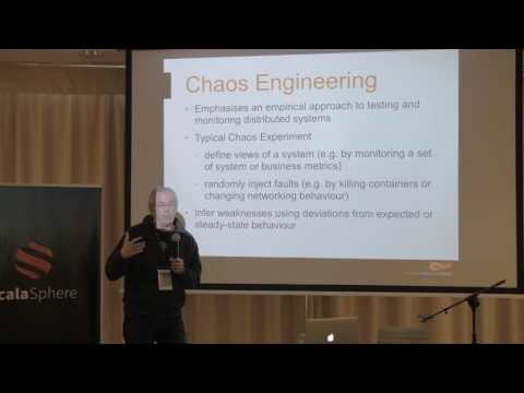 Using Chaos Engineering to Build Resilient Distributed Applications