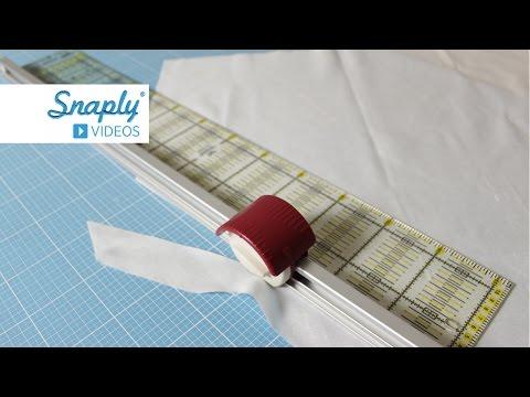 Anleitung für den Snaply Linealschneider: So funktioniert's | Snaply.de