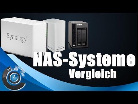 NAS-Systeme im Vergleich: TS-221, DS213j, LS420, 327L