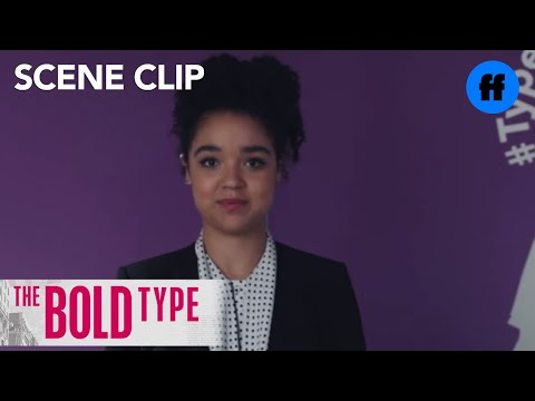 The Bold Type | Season 1, Episode 3: Stand Up & #ChooseKindness | Freeform