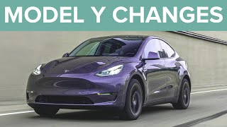 Tesla Model Y Gets an Upgrade