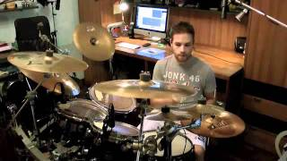 Alessandro Rizzi (Good god - Anouk drum cover)