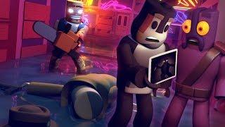 Roblox Animation   Murder Mystery: The Secret City Killer Animated!