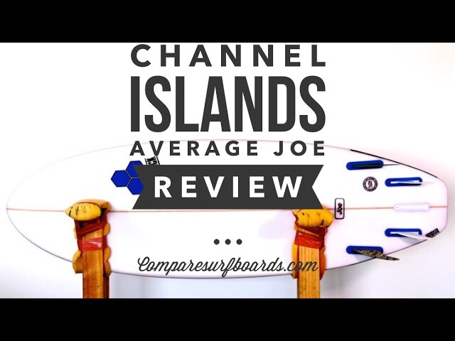 Channel Islands Average Joe Review no.9 | Compare Surfboards