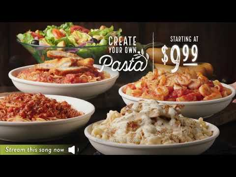 Olive Garden Commercial (2018) (Television Commercial)